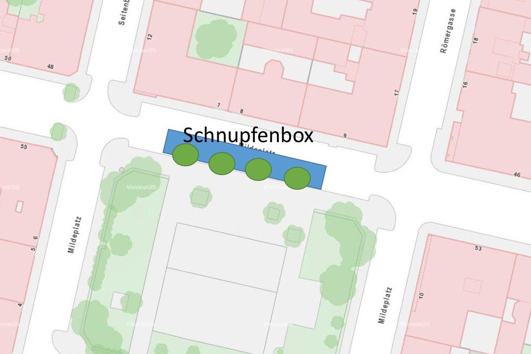 Wo aus Schnupfenboxen Freiräume entstehen sollen